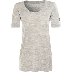 super.natural Oversize Tee Women, ash melange